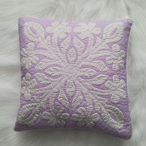 Handcrafted Hawaiian Cushion Cover